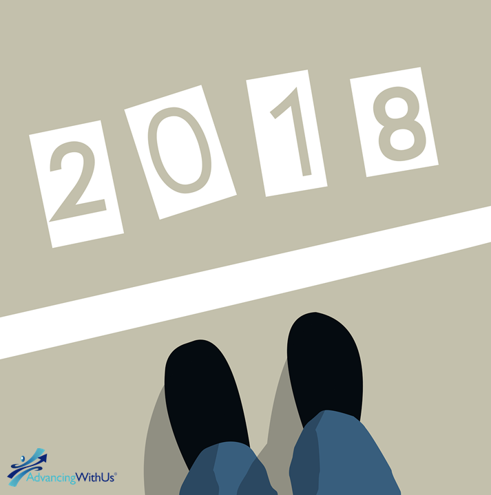 2018 start line for business new years resolution