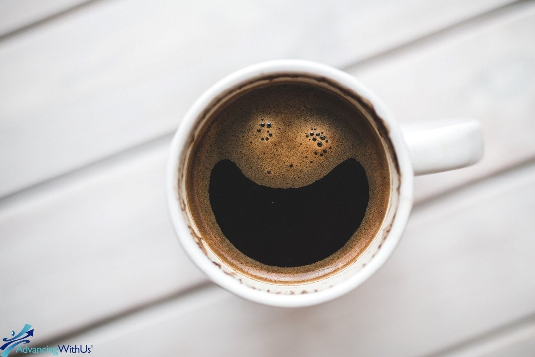 Monday coffee with AdvancingWithUs