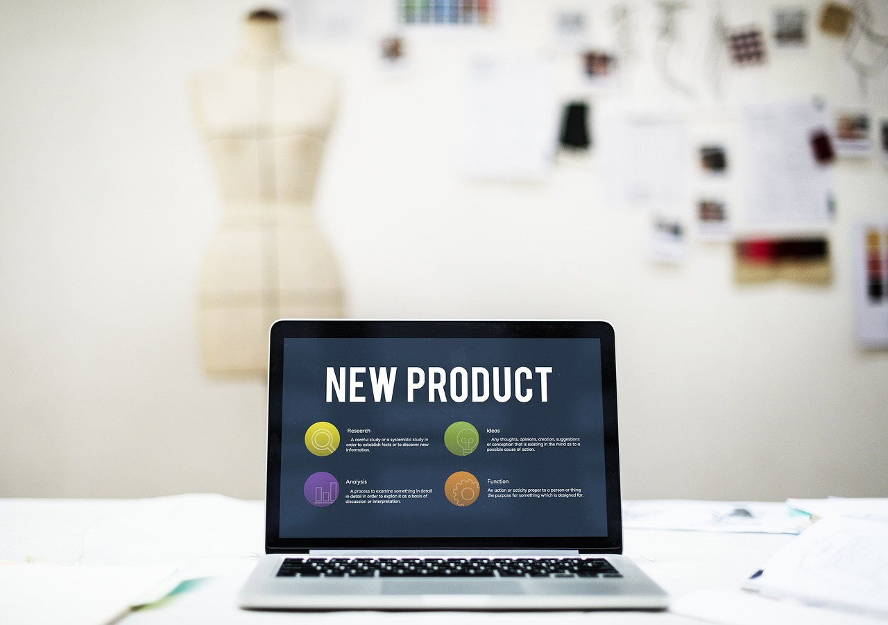 New business and new products